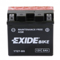 Аккумулятор гелевый EXIDE YTZ7-BS-(ETZ7-BS)