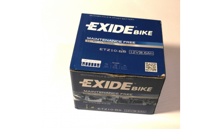 Аккумулятор гелевый EXIDE YTZ10-BS