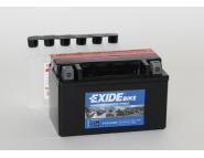 Аккумулятор гелевый EXIDE YTX7A-BS