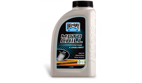 Bel Ray антифриз Moto Chill Racing Coolant 1л