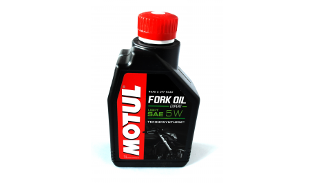 Motul 5W FORK OIL EXPERT LIGHT SAE (1L)