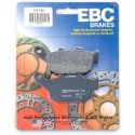 Тормозные колодки EBC Brakes FA140