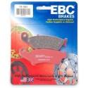Тормозные колодки EBC Brakes FA185TT