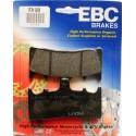 Тормозные колодки EBC Brakes FA188
