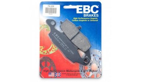 Тормозные колодки EBC Brakes FA229