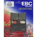 Тормозные колодки EBC Brakes FA252