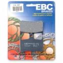 Тормозные колодки EBC Brakes FA344TT
