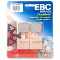Тормозные колодки EBC Brakes FA417/4HH