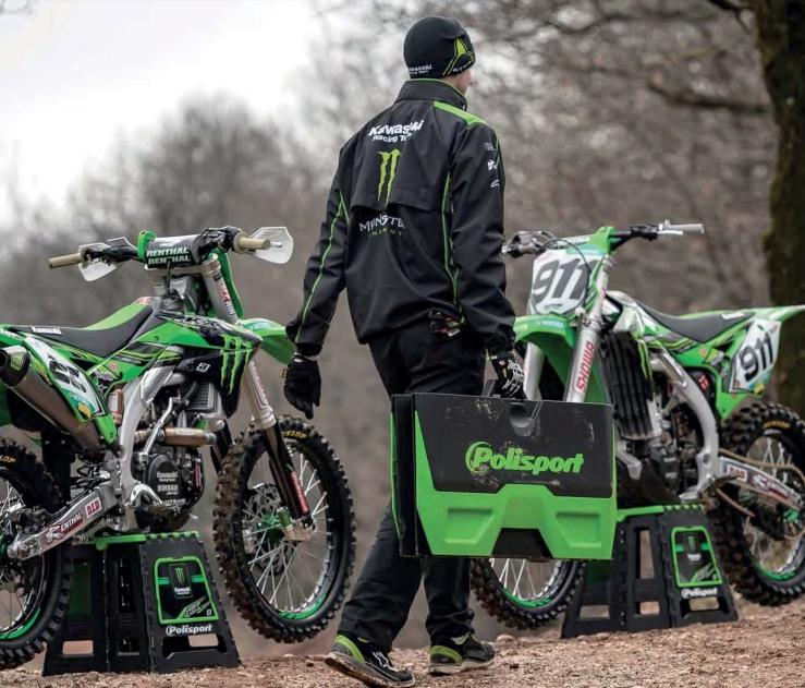 Подставки для кроссовых мотоциклов