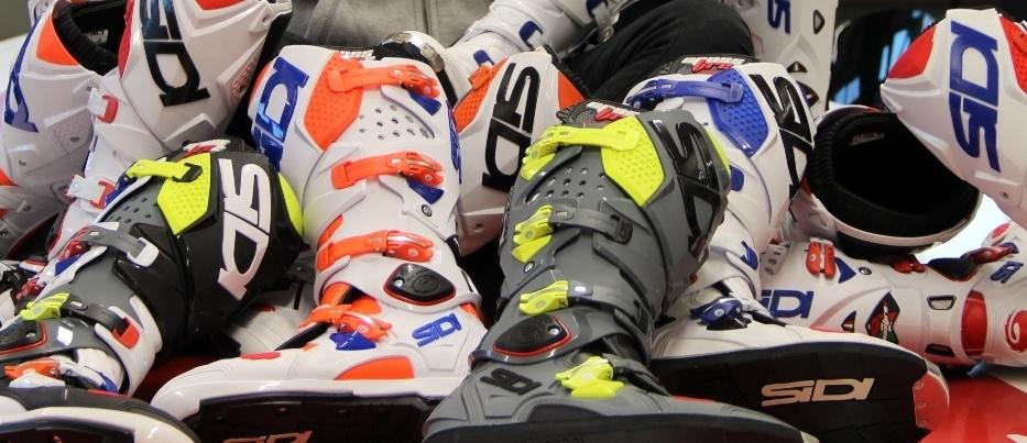 Размеры мото обуви