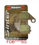 Колодки тормозные Ferodo FDB****SG.
