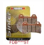 Колодки Ferodo FDB****ST