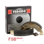 Колодки Ferodo FSB****.