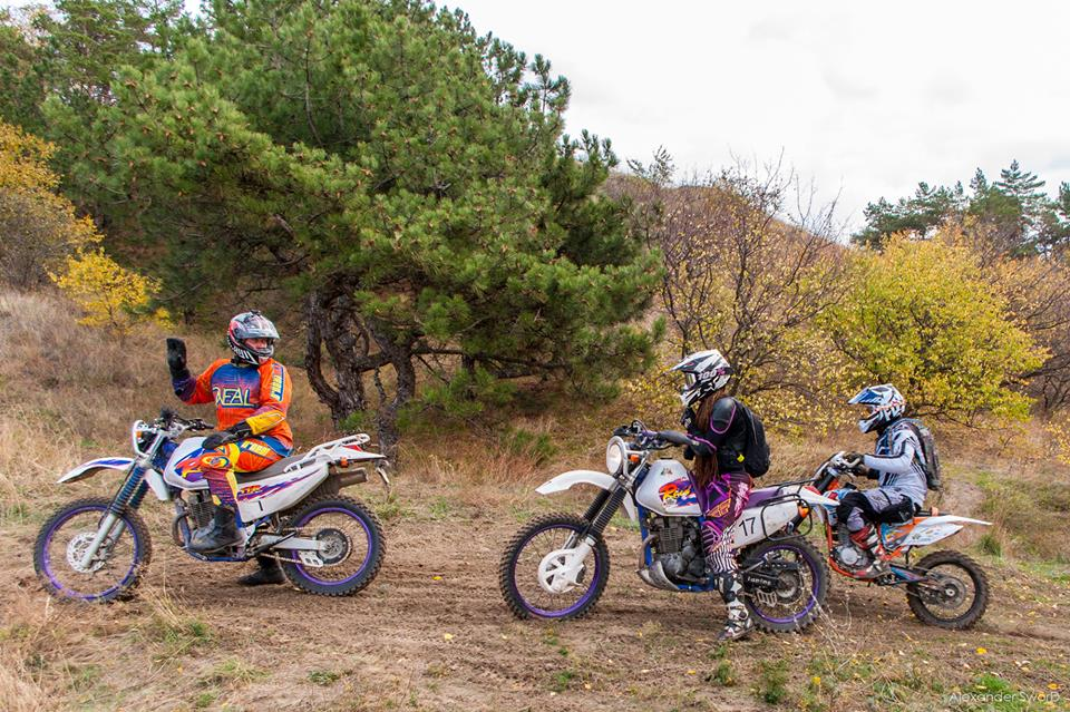 « Левый Берег » – Piviha Hard Enduro